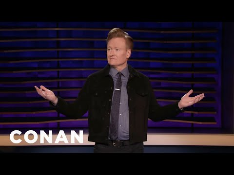 Conan On Nevada's Caucus App - CONAN on TBS