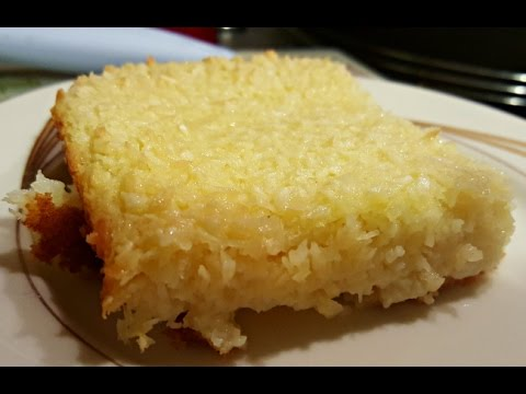 Custard Cake Recipe Youtube