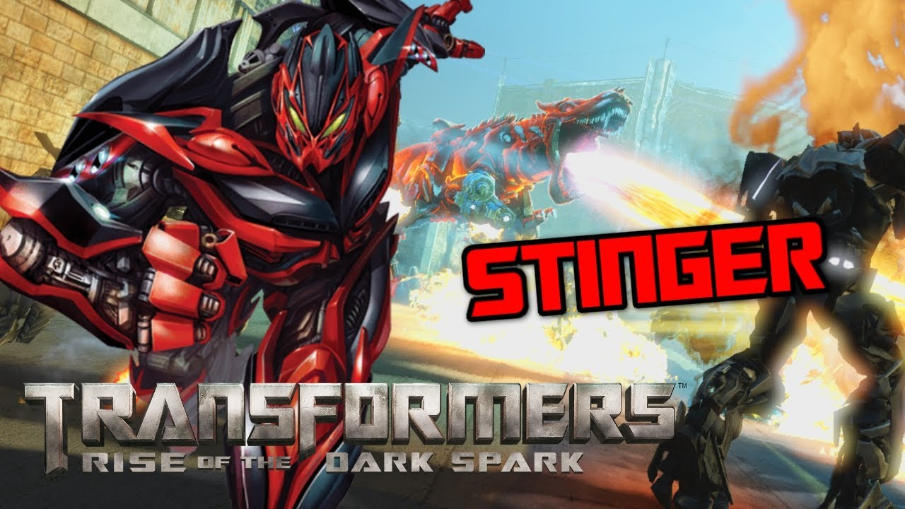 Transformers Rise Of The Dark Spark Escalation Stinger Youtube