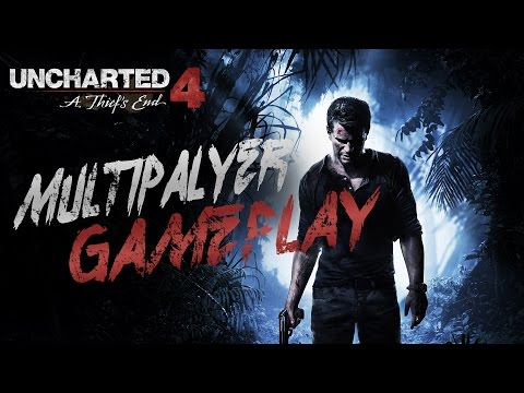 Uncharted 4: A Thief's End | Multiplayer Gameplay