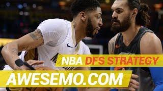 DraftKings & FanDuel NBA DFS Strategy - Wed 12/12 - Awesemo.com