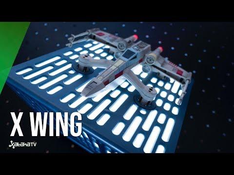 Star Wars X-Wing: un DRON para los FANS de STAR WARS