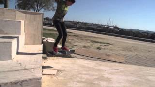 Arman Balçık Skateboarding (slow motion) HD 1080p