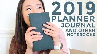 2019 Planner, Journal & Notebook Haul