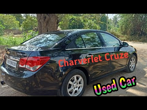 Chaverlet Cruze Second Hand Cars Sales In Coimbatore Jith Racing tamil