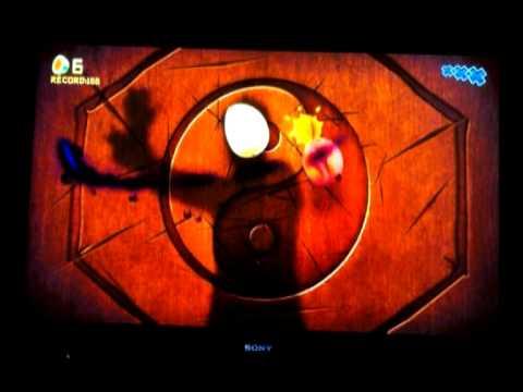 Análisis Fruit Ninja Kinect