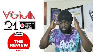 V0DAF0NE Ghana Music Awards: The Breakdown Of The VGMAs2020