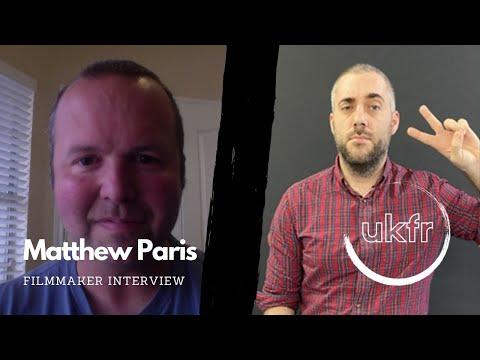 Video Interview with Filmmaker Matthew Paris
