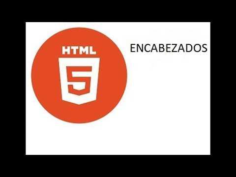 tutorial html 2- Encabezados thumbnail