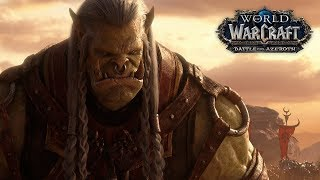 "WORLD OF WARCRAFT - All Cinematics (2019) + NEW Cinematic ""Reckoning"""