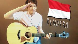 (cokelat) Bendera Nathan Fingerstyle | Guitar Cover