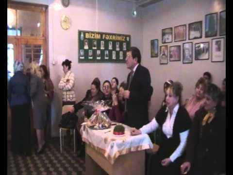 Baku school 193 - English Week (5)