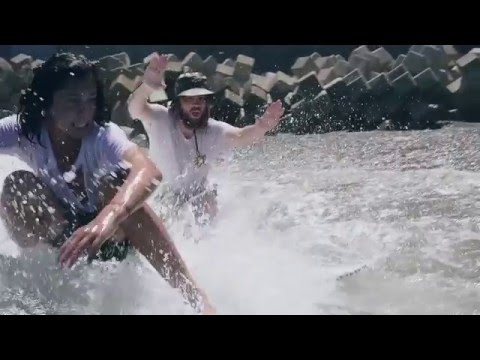 Real Axe Starring Creed McTaggart: Japan