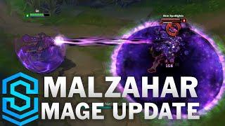 Malzahar - Mage Update 2016