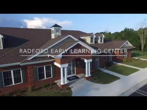 Radford Early Learning Center Trailer