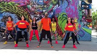 Bola Rebola By Tropkillaz, J Balvin & Anitta (feat. Mc Zaac) | Zumba | Latin Pop
