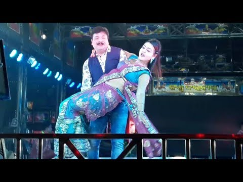 New Odia jatra romantic love song 2018 || Dance by Jollywood's queen Mama and jatra super star Muna