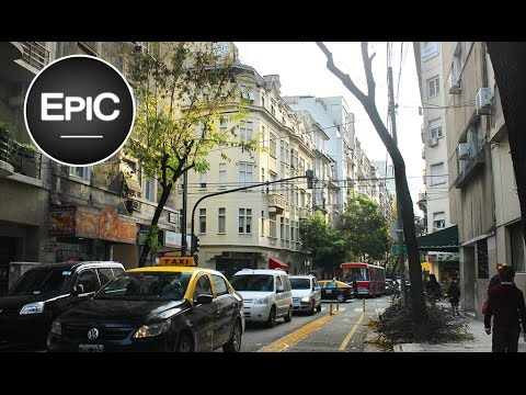 Recoleta - Buenos Aires, Argentina (HD)