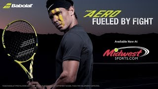 Babolat Pure Aero 2019 Tennis Racquet | Midwest Sports