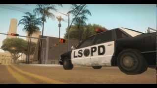 Gta San Andreas - Миссия #1 ( Русская Озвучка )