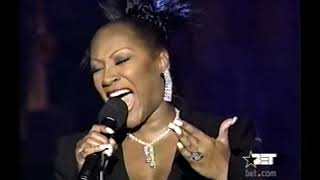 Patti LaBelle - Over The Rainbow - Live BET Walk of Fame - 2001