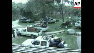White farmers evicted as deadline for land handover passes