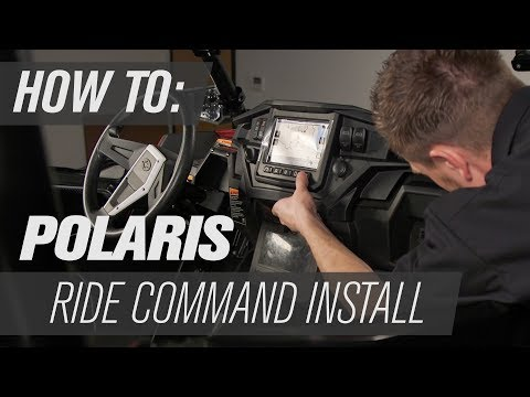 Polaris Ride Command Install | RZR XP 1000
