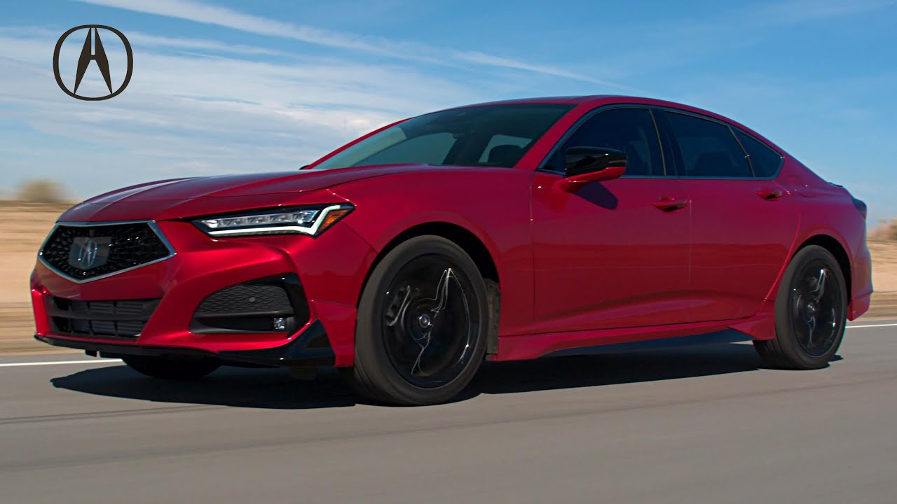 2021 Acura TLX / TLX A-Spec / TLX Type S - Luxury Sports ...