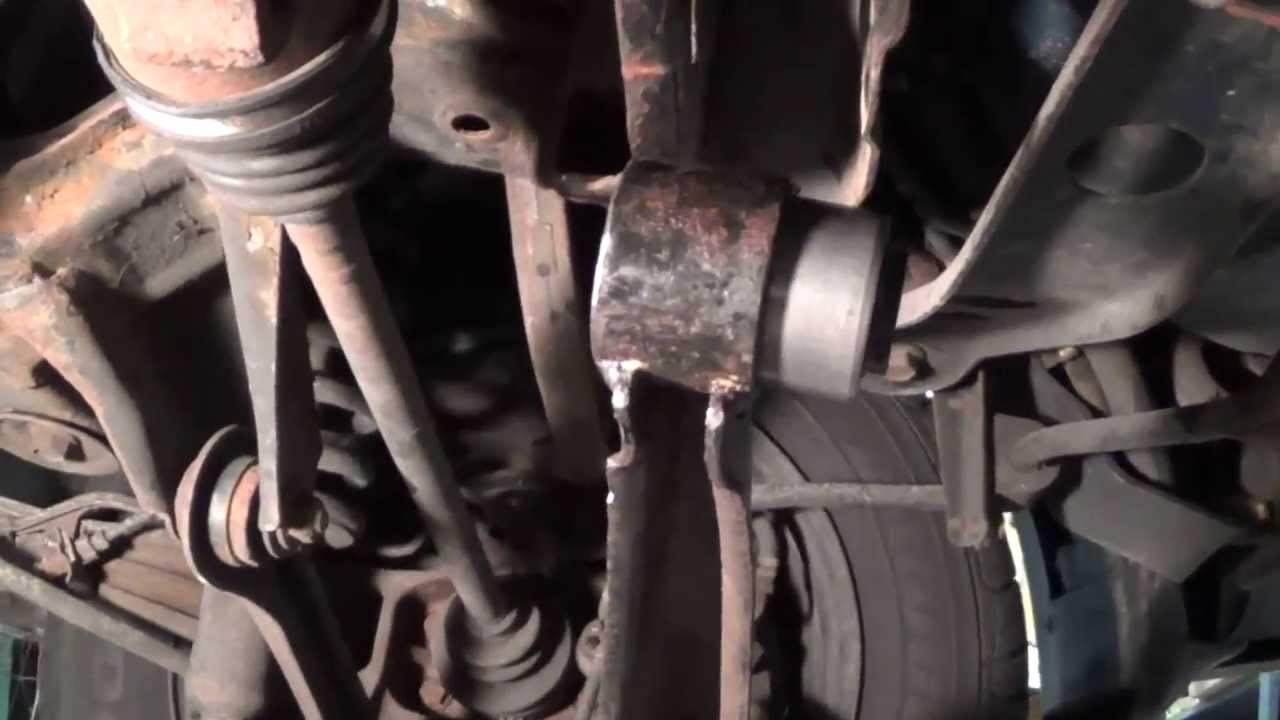 2002 subaru rear alignment bushing replacement youtube. Black Bedroom Furniture Sets. Home Design Ideas