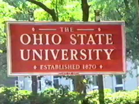 Ohio State Visit Spring of 2000