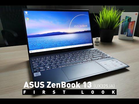 ASUS ZenBook 13 UX325JA First Look
