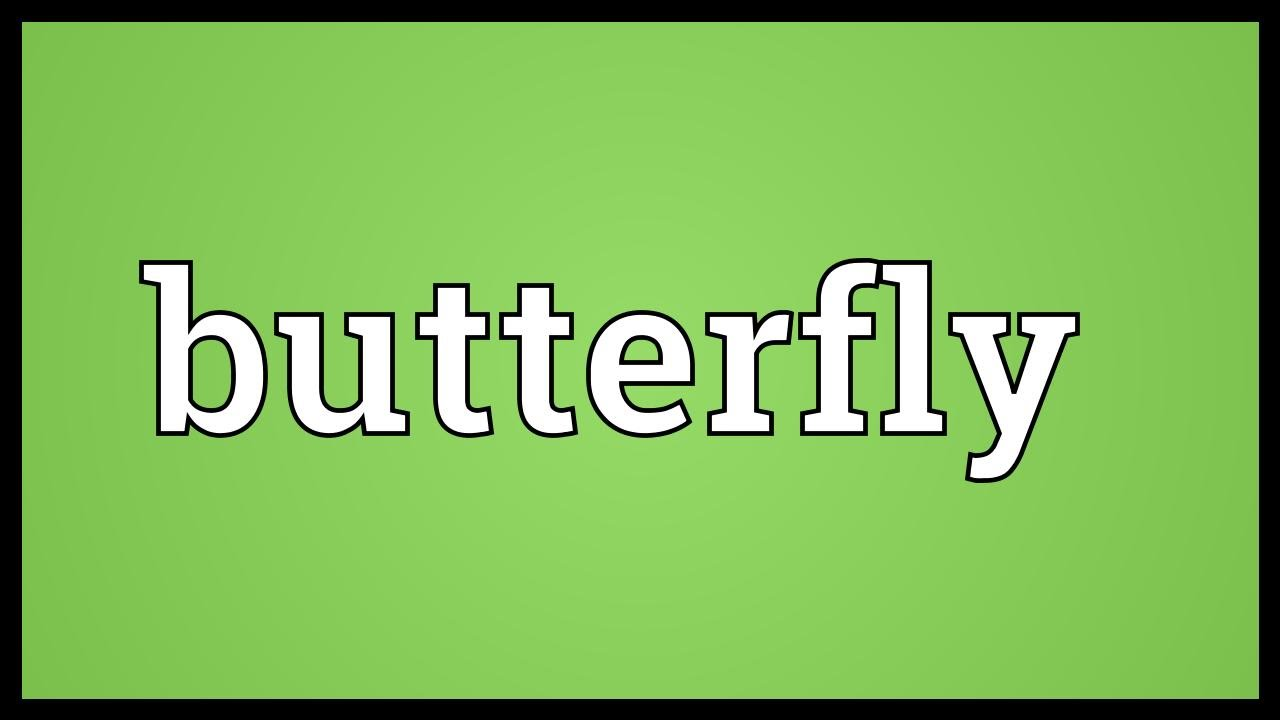 Butterfly meaning youtube buycottarizona