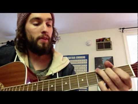 Ho Hey Guitar Lesson - The Lumineers - EASY Acoustic Song