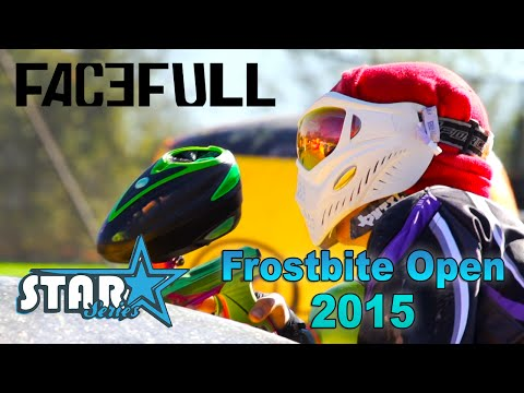 STAR Series Paintball - Frostbite Open 2015 - Presented by Facefull