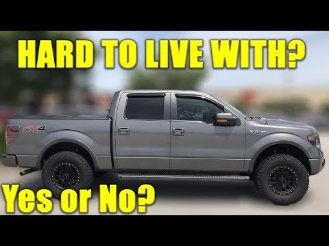 Daily Driving an F-150 | My Ownership Experience