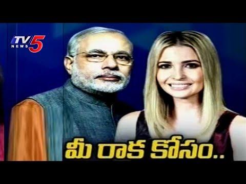 అతిదులకోసం ముస్తాబవుతున్న హైదరాబాద్..!   Hyderabad Is Getting Ready For Two Mega Events   TV5 News