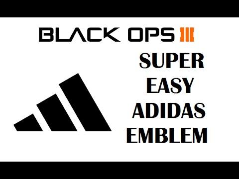 Adidas Logo Call Of Duty Black Ops 3 Emblem Editor