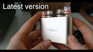 Nobsound NS-10G Pro 2018 Unboxing & Test (Latest version)