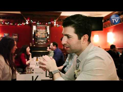 Speed Dating Meets Online Dating in New York City