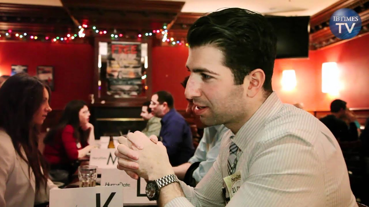 Speed dating new york groupon