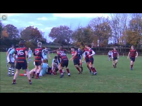 Harrison Stiles   Framlingham U18 1st XV Highlights 2016 2017