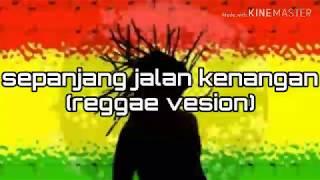 Download SEPANJANG JALAN KENANGAN reggae version devy geranium