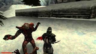 Прохождение игры Готика 2, часть 28 - Ледяной дракон