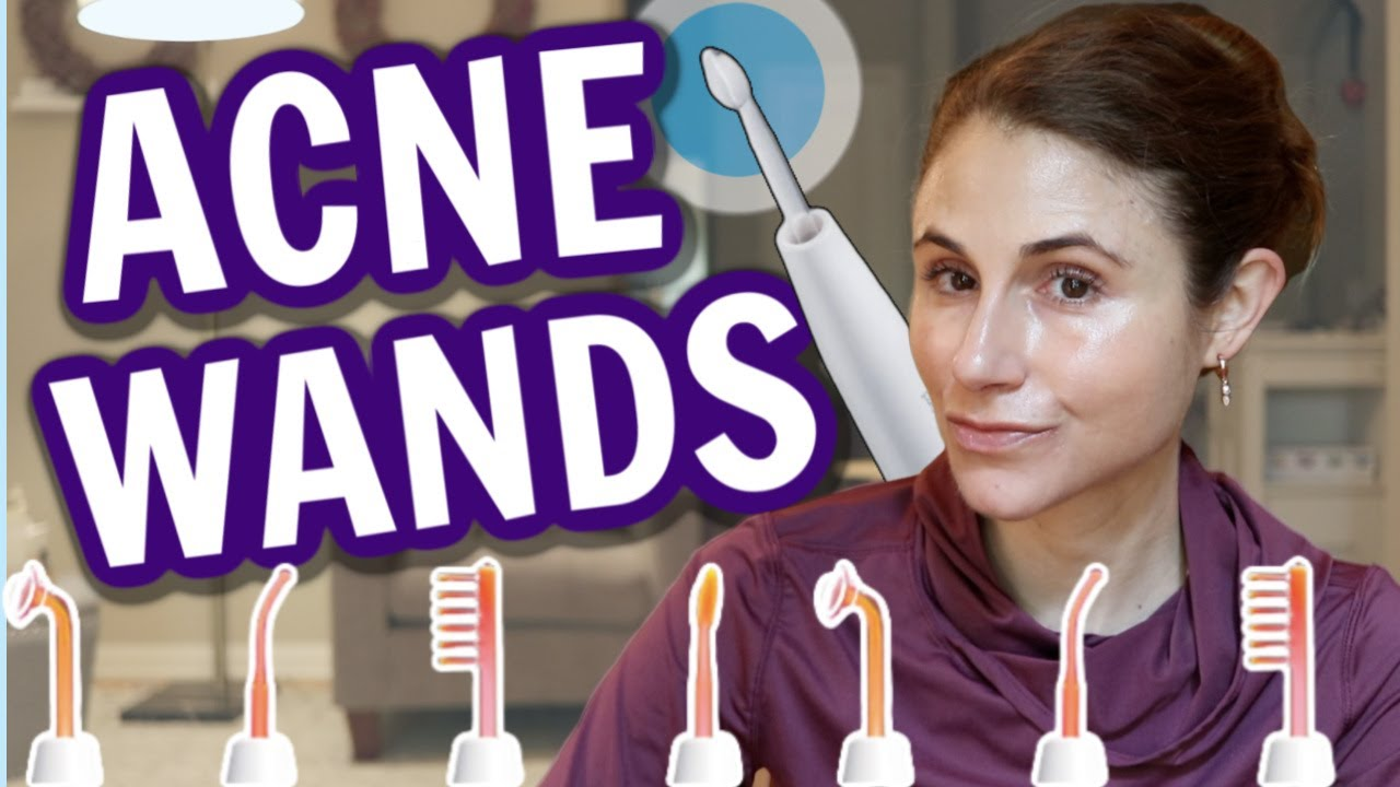 High frequency acne wand: gimmick?| Dr Dray