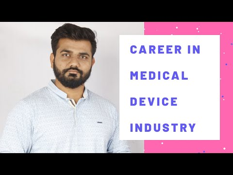 Career In Medical Device Industry/Amit Mane