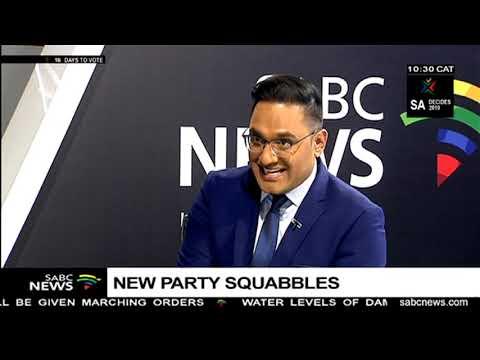 New party squabbles