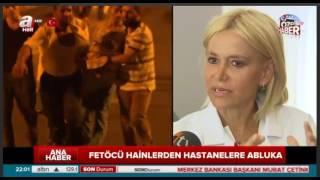 Prof. Dr. Zehra Neşe Kavak / ATV Ana Haber 2016/07/26
