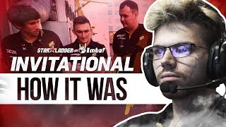 NAVI at SLi Invitational: how it was