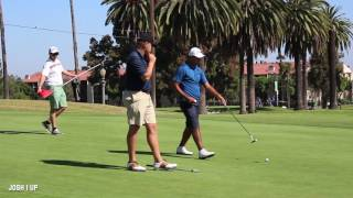 QUARTER FINAL Match! Andrew VS Bomber 2017 Long Beach Match Play GOLF
