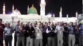 2014 şubat umresi medine ravza dua